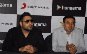 64a64358cd87 Sony Music artist Badshah s new single  DJ WALEY BABU  launched ...