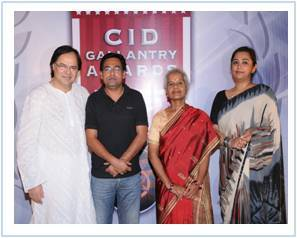 SET to honour the brave, announces CID Gallantry Awards 2010