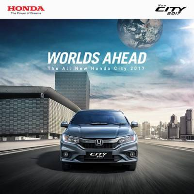 Honda Introduces New Ad Campaign For Its City 2017
