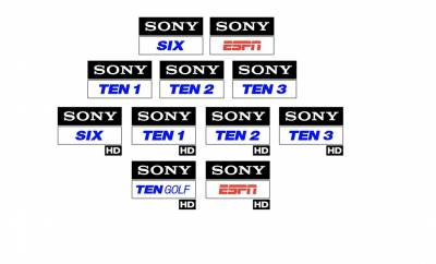 Image result for sony sports network