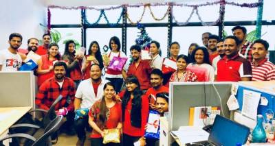 Christmas at iProspect