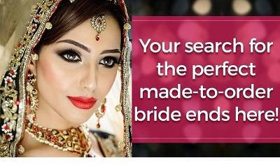 Made to Order Bride