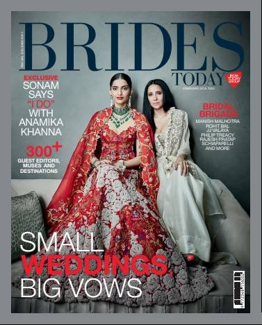 Wedding Today | Brides Today The Luxury Wedding Magazine Form India Today Group