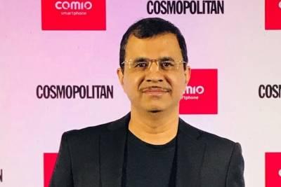 Sumit Sehgal, CMO, Comio India