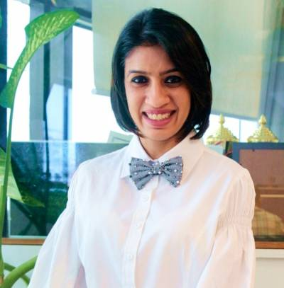 Rubeena Singh, CEO, iProspect India