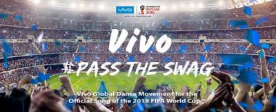 #PassTheSwag, FIFA World Cup Russia