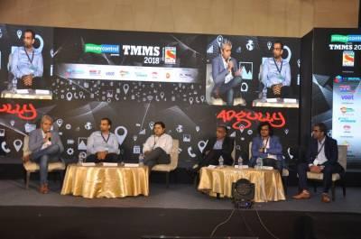 L to R: Shamsuddin Jasani, Aakrit Vaish, Ankit Desai, Haja Sheriff, Sudesh Shetty, Zameer Kochar