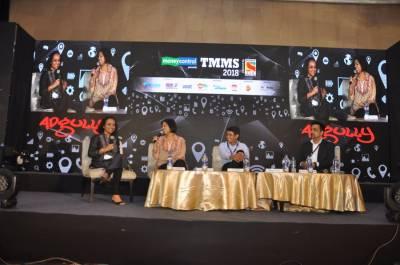 L to R: Anita Nayyar, Babita Baruah, Atit Mehta, Prashant Sharma