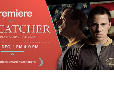 Story of loyalty and betrayal - 'Foxcatcher' premieres on Sony Le PLEX HD
