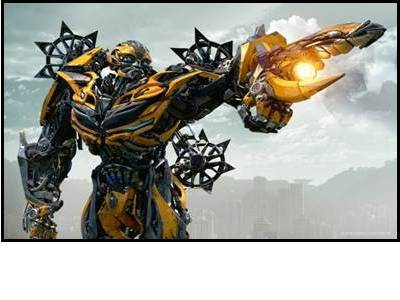 Sci-Fi spectacle 'Transformers: Age of Extinction' on 2nd December @ 8 PM