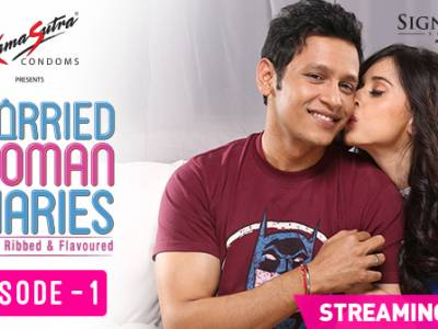 SonyLIV rolls out new web-series, 'Married Woman Diaries'