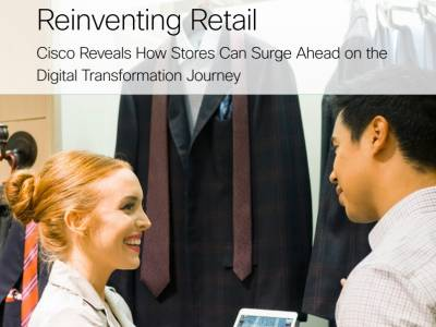 Cisco reveals the Current State of Digital Transformation in Retail