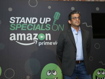 Amazon Prime Video partners with OML to release 14 Stand-up Comedy specials