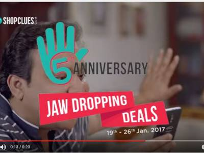 Punch Paanch Ka: ShopClues kickstarts it's 5th Anniversary Sale!