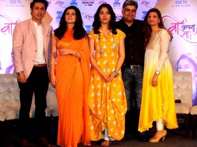 Zee TV begins 2017 with new fiction offering – 'Woh … Apna Sa'