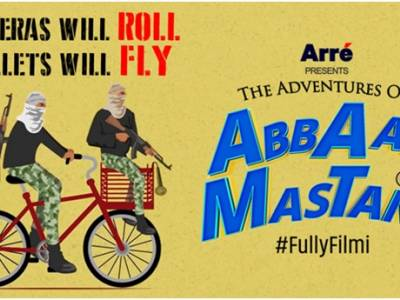Arré premieres 'The Adventures Of Abbaas Mastan' on Facebook
