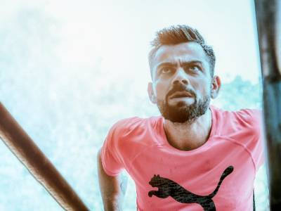 PUMA signs Indian Cricket Captain Virat Kohli as their Brand Ambassador