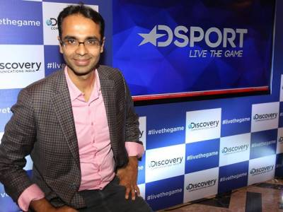 Character-driven stories, 200 hours of content on Discovery: Karan Bajaj