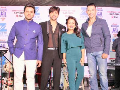 Zee TV Launches Season 6 of Amul Sa Re Ga Ma Pa Li'l Champs