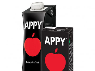 India's first apple drink, Appy gets a bolder, chic look