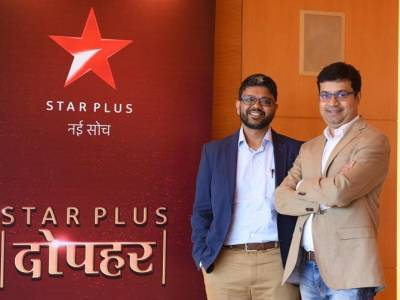 Gaurav Banerjee on Star Plus' strategy to fortify afternoon time band