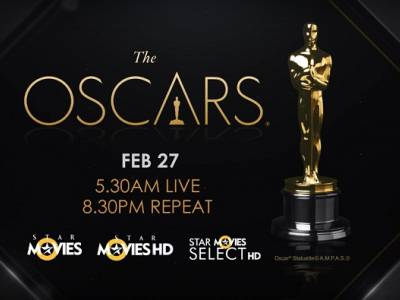 Star Movies – Home to the OSCARS®, brings to you the 89th Academy Awards