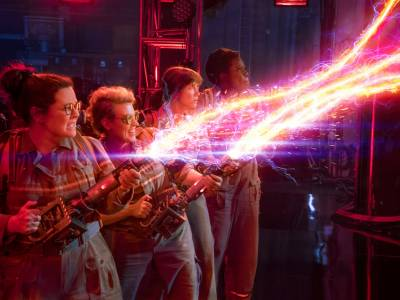 A laugh riot with Ghosts! Ghostbusters premieres on Sony PIX