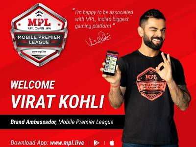 b504deacf99aad Read More. Marketing. Mobile Premier League Announces Virat Kohli as Brand  Ambassador