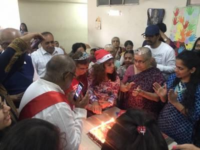 Red FM's 'Khushiyon ki Gaadi' shares Christmas Spirit with the Elderly