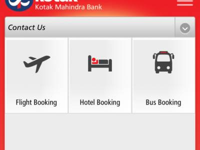 Kotak Mahindra To Offer Booking Of Bus Tickets On Its
