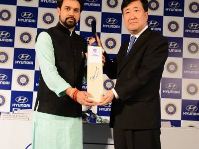 Hyundai Motor India to be Official Partner of Board of Control for Cricket in India (BCCI)