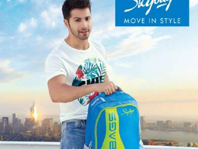 Varun Dhawan invites budding designers to be a part of 'Skybags Canvas Project S2'