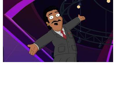Anil Kapoor makes his grand Indian appearance on international hit TV series Family Guy!