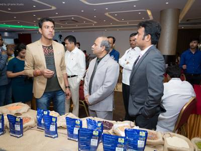Chef Ranveer Brar launches Deccan King Foods' Indo-Italian Organic Food Products