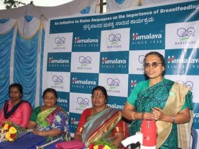 Himalaya creates a rural connect to highlight importance of breastfeeding