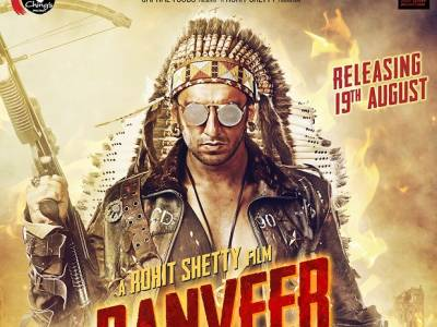 Rohit Shetty & Ranveer Singh's Explosive trailer out now!