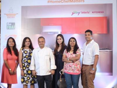 Food Bloggers Association launch Home Chef Matters in association with Vikhroli Cucina