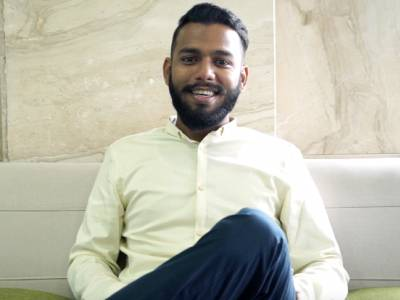 Ad land's Young Guns: Kartikeya Tiwari, Social Kinnect