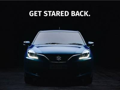 BALENO gets bolder with its 'Attitude' Campaign