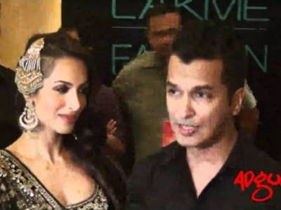 Adgully Exclusive | LFW SUMMER/RESORT 2012: In conversation with Atul Phadnis & Malaika Arora Khan