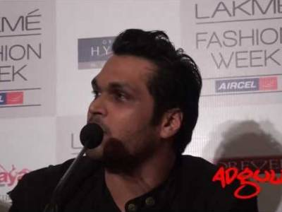 LFW Winter/Festive 2012 | Swapnil Shinde's ultra chic collection