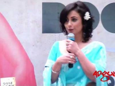 Adgully Report | Divya Dutta at the launch of Quiz Book based on Bollywood