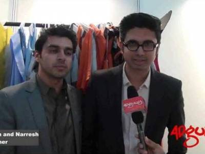 Adgully Exclusive | LFW SUMMER/RESORT 2012: In conversation with designer duo, Shivan and Narresh