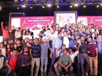Winning moments from the Effie Awards India 2016