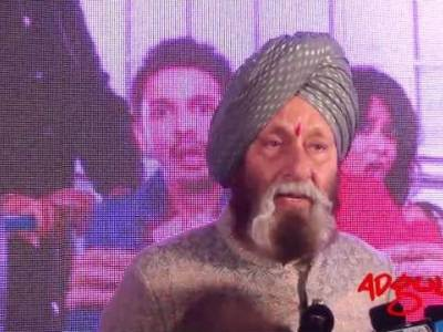 Adgully Report | Arun Bali at the lunch of SAB TV's show I luv my india