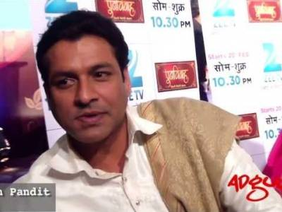 Adgully Exclusive | Chetan Pandit at the launch of Zee TV's fiction show, Punar Vivah