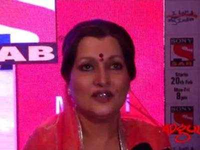 Adgully Report | Himani Shivpuri at the lunch of SAB TV's show I luv my india