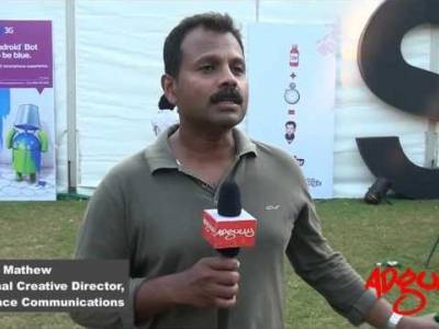 Adgully Exclusive | Goafest 2012: In conversation with Interface Comm's Robby Mathew