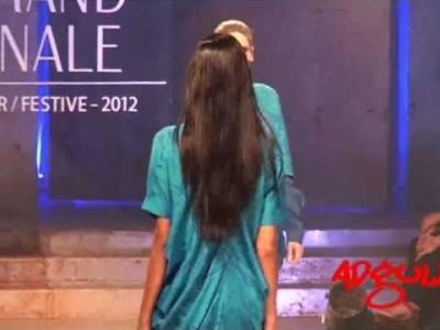 LFW Winter/Festive 2012 | The sensational collections by Kallol Datta 1955 and Pankaj - Nidhi