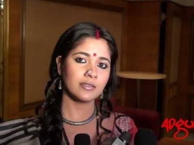 Adgully Exclusive | Narayani Shastri at the launch of new fiction show Phir Subha Hogi